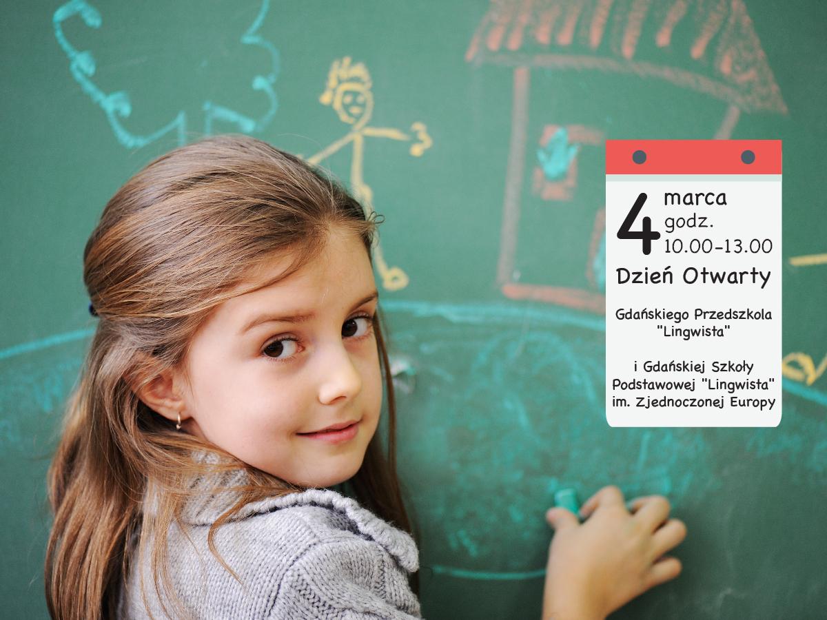Dzień Otwarty Gdańskiego Przedszkola Lingwista